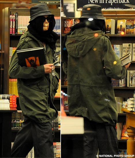 MJ In Disguise 2009