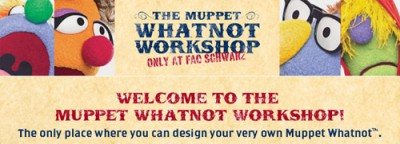 Muppet Whatnots at FAO