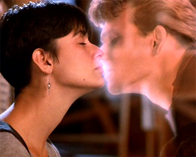 Ghost - Demi Moore and Patrick Swayze