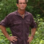 Jeff Probst from Survivor