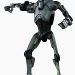 Super Battle Droid from Star Wars