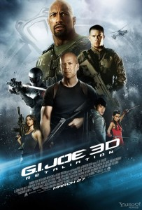 GI Joe Retaliation - International Poster