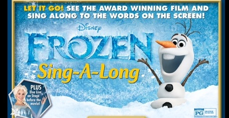 Frozen-SingAlong